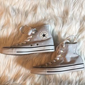New Converse high-tops